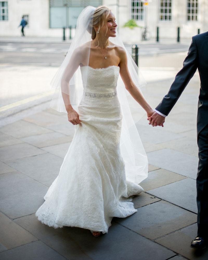 All Souls Church London wedding photography by Wild Weddings