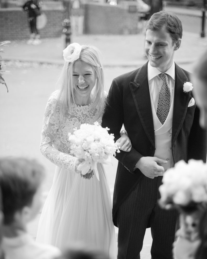 Chelsea Old Church wedding photography by Wild Weddings