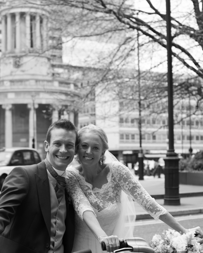 The Langham London wedding photography by Wild Weddings