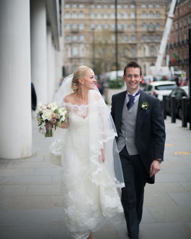 Portland Place London wedding photography by Wild Weddings