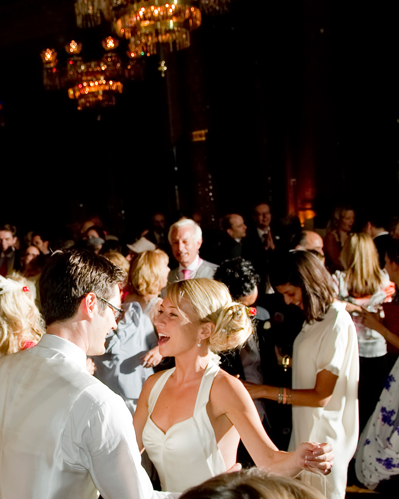 Dancing. One Whitehall Place. wedding photographer Wild Weddings