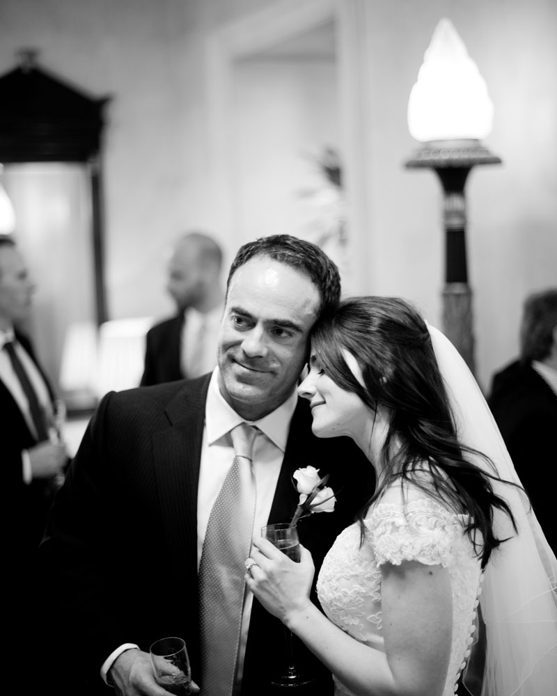 Bride and groom. The Lanesborough wedding photographer - Wild Weddings