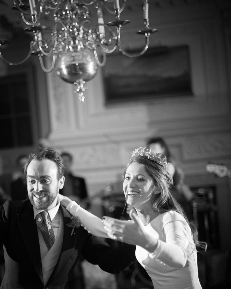 Bride and groom. First dance. Skinners' Hall wedding photographer Wild Weddings