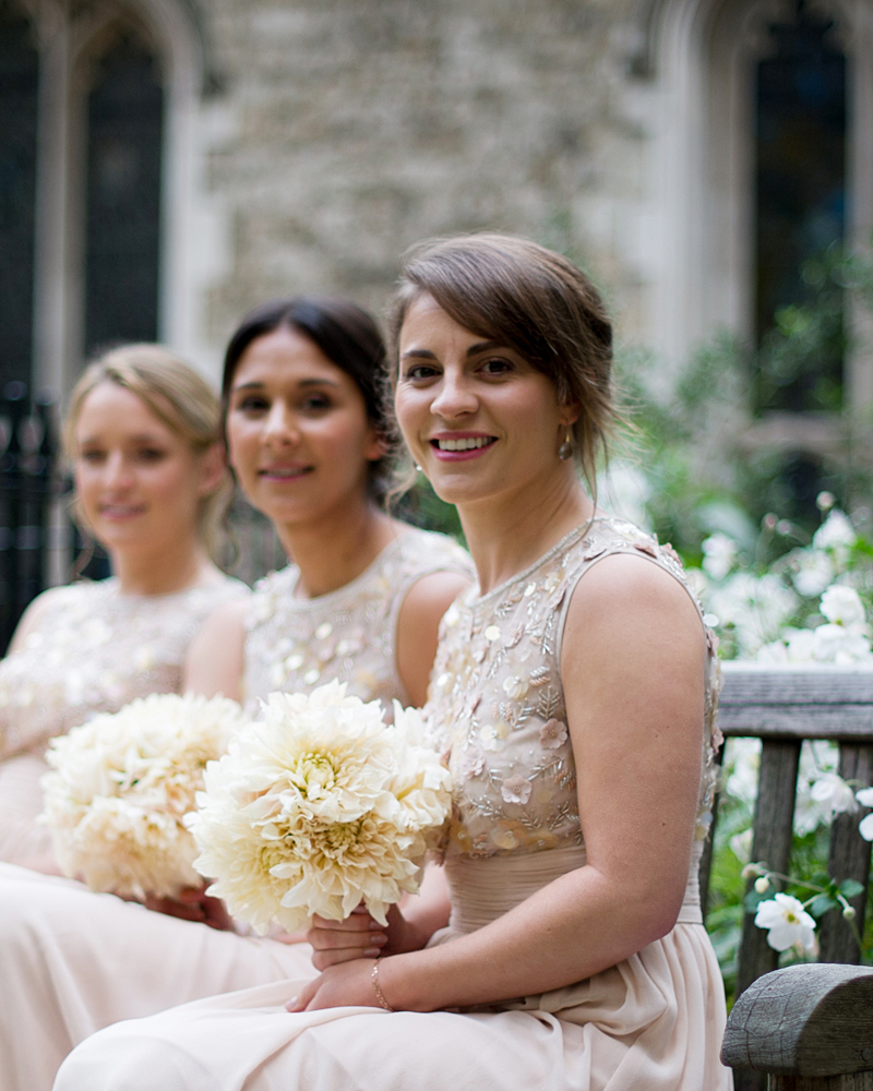 The Queen's Chapel of the Savoy London wedding photography by Wild Weddings