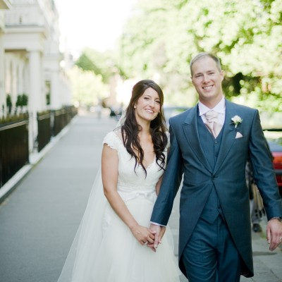 St Peter's Church Eaton Square, London W1 Wedding photographer Wild Weddings