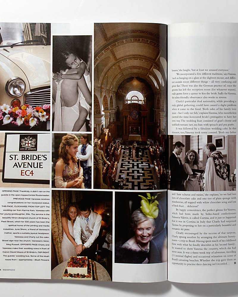 30 Pavilion Road Knightsbridge London Wedding Day magazine photography by Wild Weddings