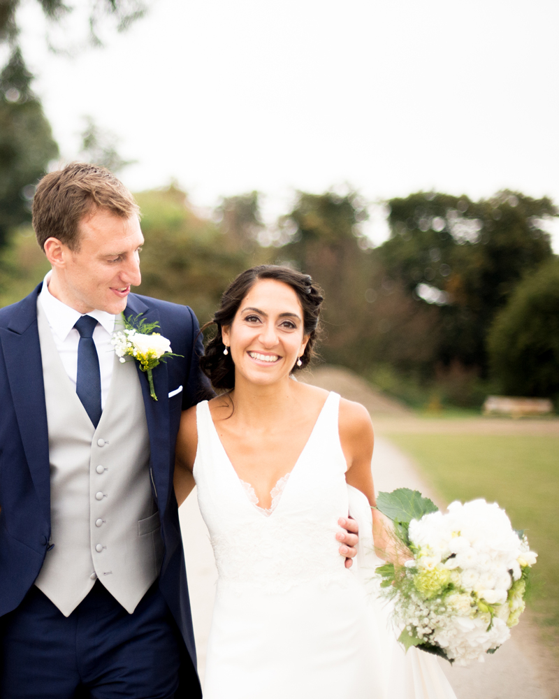 Ham polo club in surrey wedding dress