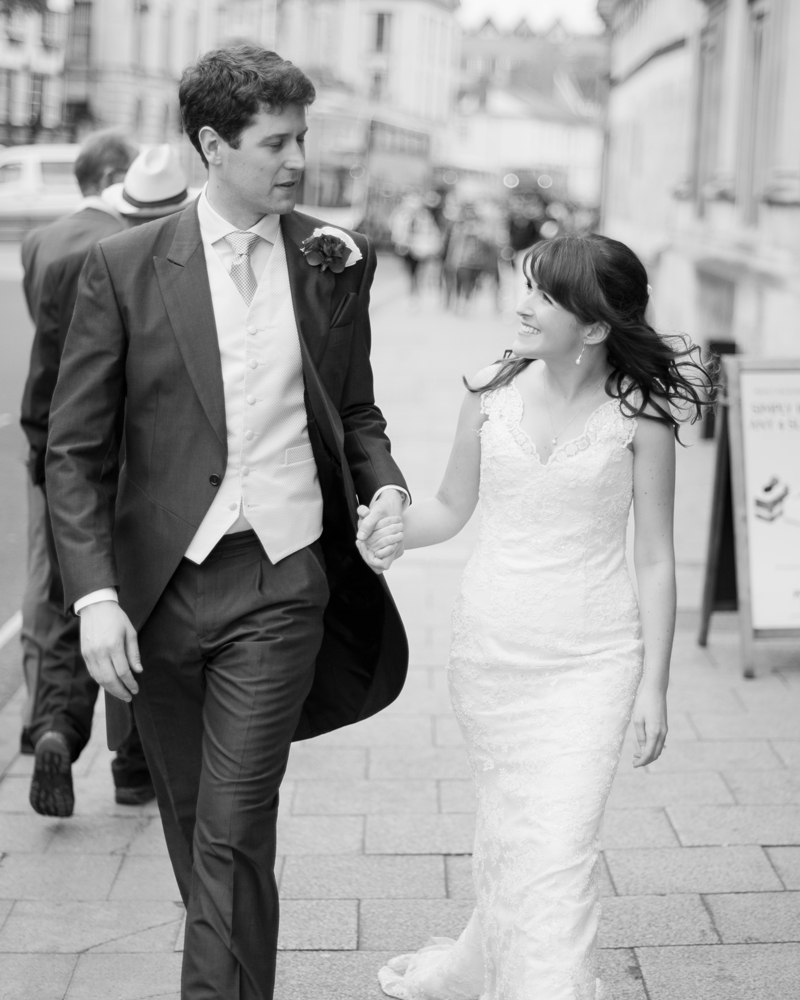 University College Oxford wedding photos by Wild Weddings