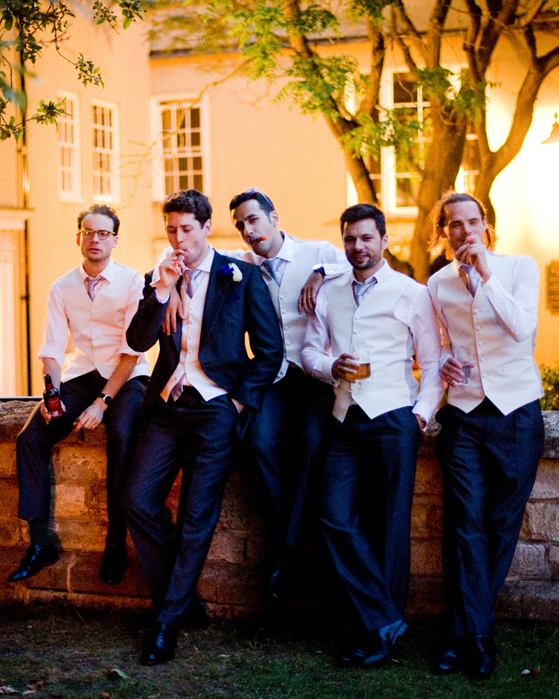 Univ University College Oxford wedding photos by Wild Weddings